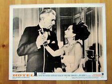 HOTEL Original Vintage Lobby Card 3 MICHAEL RENNIE MERLE OBERON MELVYN DOUGLAS