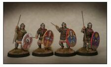Late Roman Armoured Infantry in Cloaks Footsore Miniatures SAGA 03LRM111