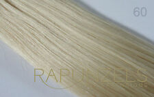 platinum blonde, lightest blonde, white blonde human hair extensions weave weft