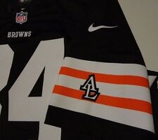 CLEVELAND BROWNS NIKE Football CAMERON Jersey NFL Fast FREE Shipping size Medium