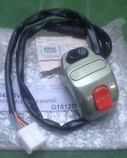 VESPA LXV STARTER SWITCH 63984800VG RIGHT HAND VERDE GREEN GENUINE PIAGGIO