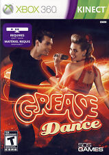 Grease Dance (Kinect) (Bilingual Cover) New Xbox360
