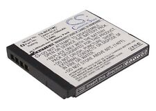 3.7V battery for Panasonic SDBCK7, VW-BCK7, DMW-BCK7, Lumix DMC FH2, Lumix DMC-S
