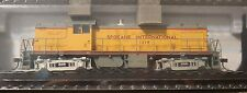 Atlas Classic Silver HO #10001444 Spokane International RS-1 Loco (DC Version)