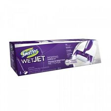 Swiffer WetJet Spray, Mop Floor Cleaner Starter Kit, Packaging May Vary, New