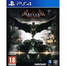 Batman: Arkham Knight PS4 PlayStation 4 NEW DISPATCH TODAY ALL ORDERS BY 2PM