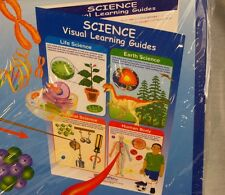 Science Visual Learning Guides with Cd-Rom New Path Grade 3 Wipe Off Laminated