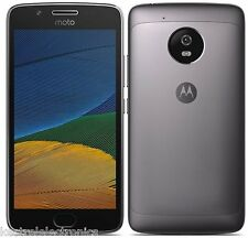 "Motorola Moto G5 Lunar Grey 5"" 16GB 4G Sim Free (Unlocked) PA600002GB"