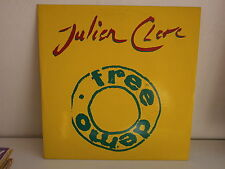 "MAXI 12"" JULIEN CLERC Free demo Featuring TONTON DAVID SA8046 PROMO"