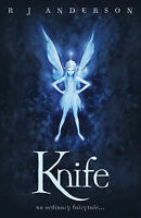 Knife, R. J. Anderson, New Book