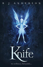 Knife, R J Anderson - Paperback Book NEW 9781408303122