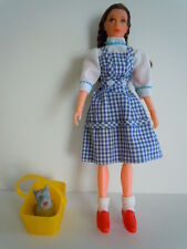 Rare 1974 Mego Wizard Of Oz Dorthy & Toto Mail Order Catalog Doll In Shipper