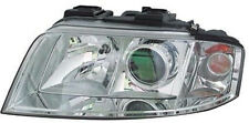 clear chrome Left side H71 H7 headlight front light  for AUDI A6 C5 01-05 TYC