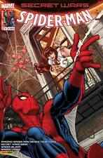 SECRET WARS : SPIDER-MAN 5 PANINI COMICS COMME NEUF
