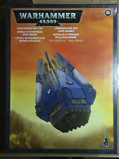 CITADEL GAMES WORKSHOP 48-27 WARHAMMER 40000 - SPACE MARINE DROP POD