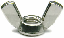 Stainless Steel Wing Nut UNC 5/16-18, Qty 25