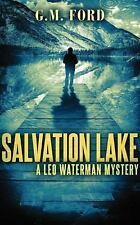 Leo Waterman Mystery: Salvation Lake by G. M. Ford (2016, CD, Unabridged)