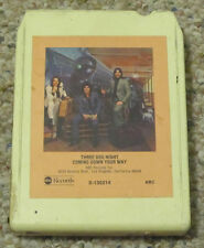 """Vintage 8 Track Tape ABC Records Three Dog Night """"Coming Down Your Way"""" Rock"""