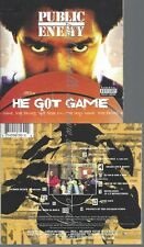 CD--OST UND VARIOUS -- - SOUNDTRACK -- HE GOT GAME