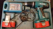 Makita 8391D Cordless Drill working with faults