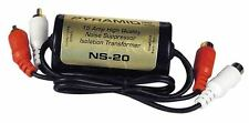 New Pyramid NS20 15 Amp RCA Noise Suppressor