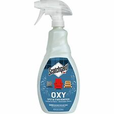 Scotchgard OXY Carpet Cleaner & Fabric Spot & Stain Remover 22oz Spray Bottle
