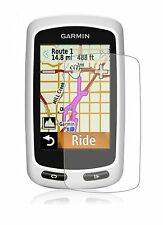2 x Clear LCD Screen Protector Film Foil Saver For Garmin Edge Touring