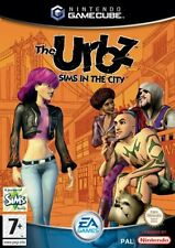 THE URBZ SIMS IN THE CITY GAMECUBE GAME PAL