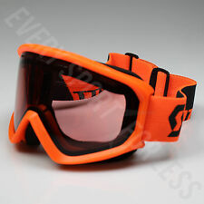 Scott Fact Illuminator Lens Ski/Snowboard Goggles - Orange  (NEW) Lists @ $50