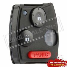 Replacement For 2009 2010 2011 Honda Civic LX Key Fob Shell Gut Case