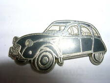 PIN'S  VOITURES  /  2CV CITROEN  /  EMAILLEE