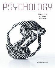 Psychology by Daniel M. Wegner, Daniel L. Schacter and Daniel T. Gilbert...
