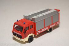 PRALINE MERCEDES BENZ DB 1320 FEUERWEHR FIRE ENGINE EXCELLENT CONDITION