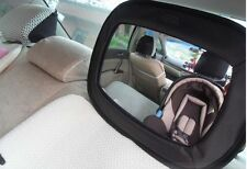 Baby infant in Sight adjustable Mirror Car Safety Rear Child Seat mum Easy View