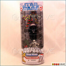 Star Wars Galactic Heroes stocking stuffer Darth Vader Boba Fett Stormtrooper