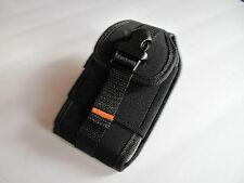 Samsung Galaxy S4 S3 Prime Rugged Nylon Holster Pouch Case w/Clip and ID Holder