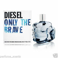 Diesel Only The Brave Cologne by Diesel, 4.2 oz EDT Spray for men NEW