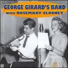 George Girard - George Girard's Band with Rosemary Clooney [New CD]