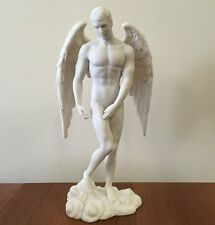 Male Nude Angel Statue - Male Sculpture Figure - WE SHIP WORLDWIDE