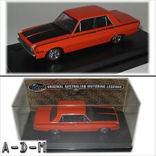 CHRYSLER VG VALIANT PACER SEDAN ORANGE TR64B TRAX 1:43 SCALE DIECAST MODEL CAR