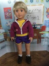 "for American girl/Battat/Our generation/Gotz Boy/brother 18""doll hasel Eyes"