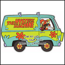 Fridge Fun Refrigerator Magnet SCOOBY DOO - MYSTERY MACHINE Version A DIE-CUT