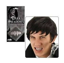 Adult 70s TV Show Dark Shadows Vampire Barnabas Collins Costume Deluxe Fangs