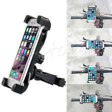 Motorcycle Bicycle Bike Handlebar Mount Holder Universal For Mobile Phone GPS