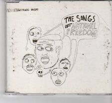 (FR656) Richard Swift, The Songs Of National Freedom - 2006 DJ CD