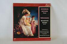 Schumann - Symphonic Etudes, Guiomar Novaes am Piano, Vinyl (25)