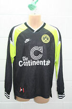 Vintage 1995/1996 Camiseta De Fútbol Nike Borussia Dortmund JESRSEY Trikot Raro M