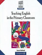 Longmans Handbooks for Language Teachers: Teaching English Primary by Susan...