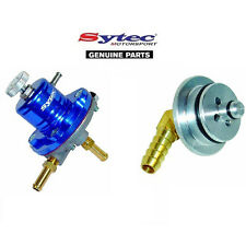 SYTEC FUEL PRESSURE REGULATOR + BMW E36 325i 323ti Z3 320i FUEL RAIL ADAPTOR