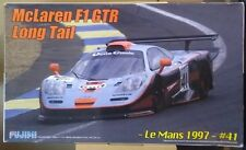 Fujimi McLaren F1 GTR Long Tail Le Mans 1997 #41 1/24